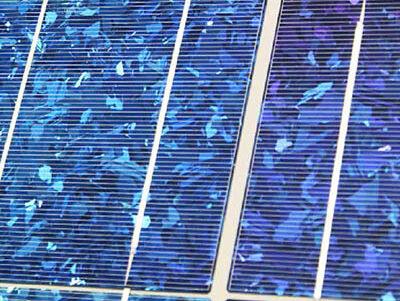 polikristályos napelemek mérete