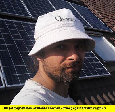 napelem mérete