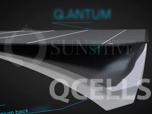 Qcells napelem modul mérete